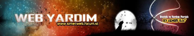 SimerWeb - Destek ve yardım forumu