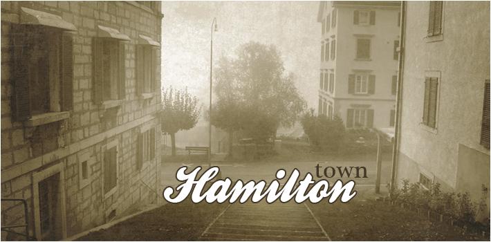 Hamilton Town Secrets