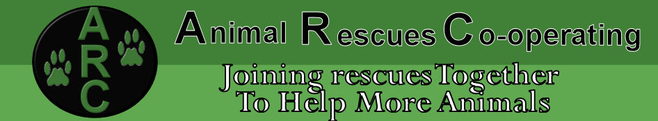 Animal Rescues Co-operating