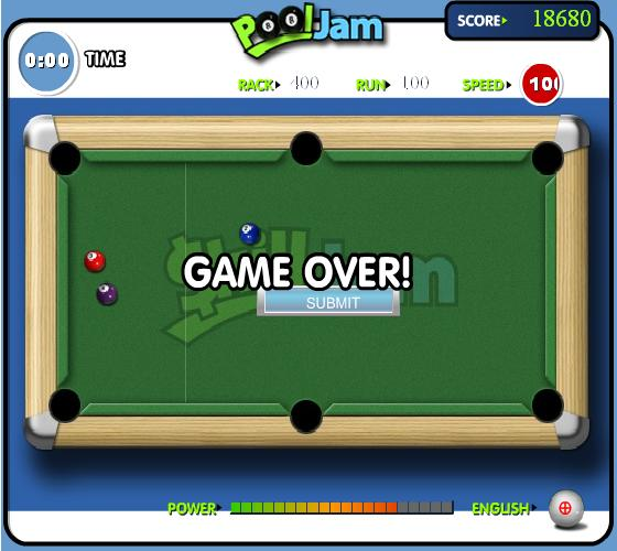 scores flash Pool_j10