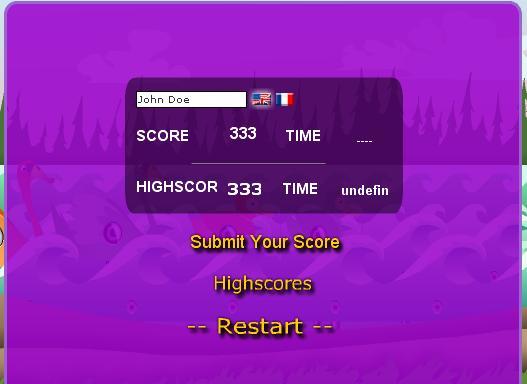 scores flash Shoot10