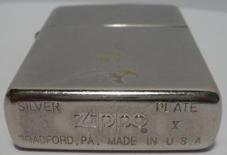 Les briquets en argent (plaqué/massif) [MàJ: 07/05/11] - Page 2 P1020861