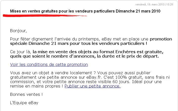 "Infos Ebay ""Les ventes gratuites"" Ebay10"