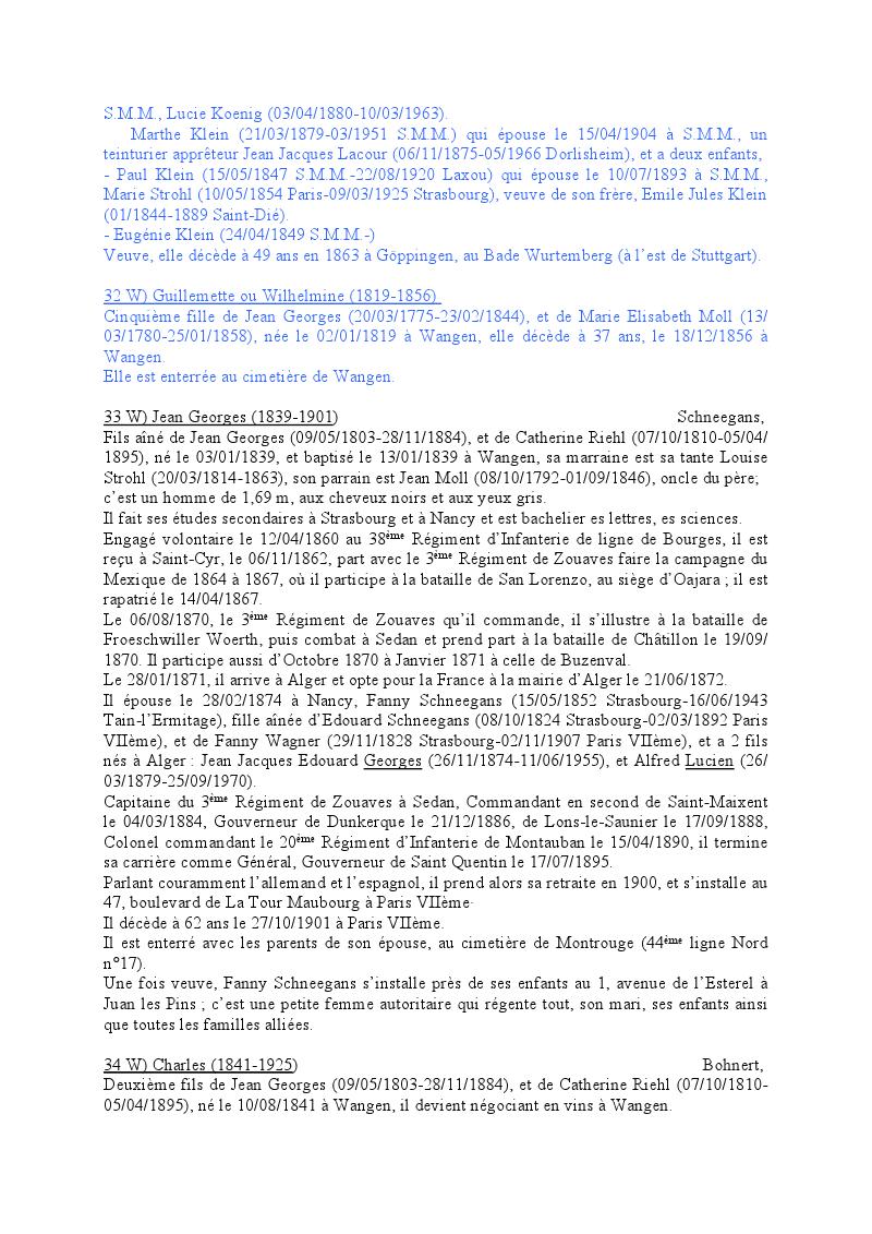 Généalogie des Strohl de Wangen 1110