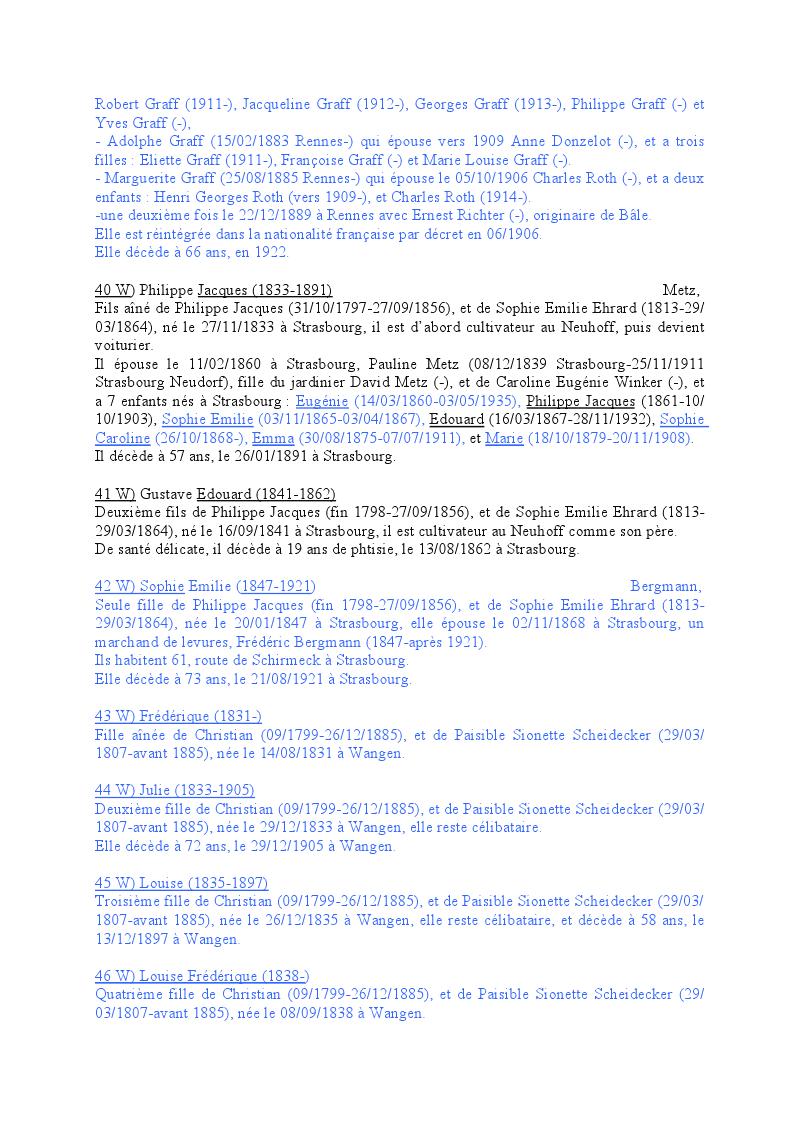 Généalogie des Strohl de Wangen 1310