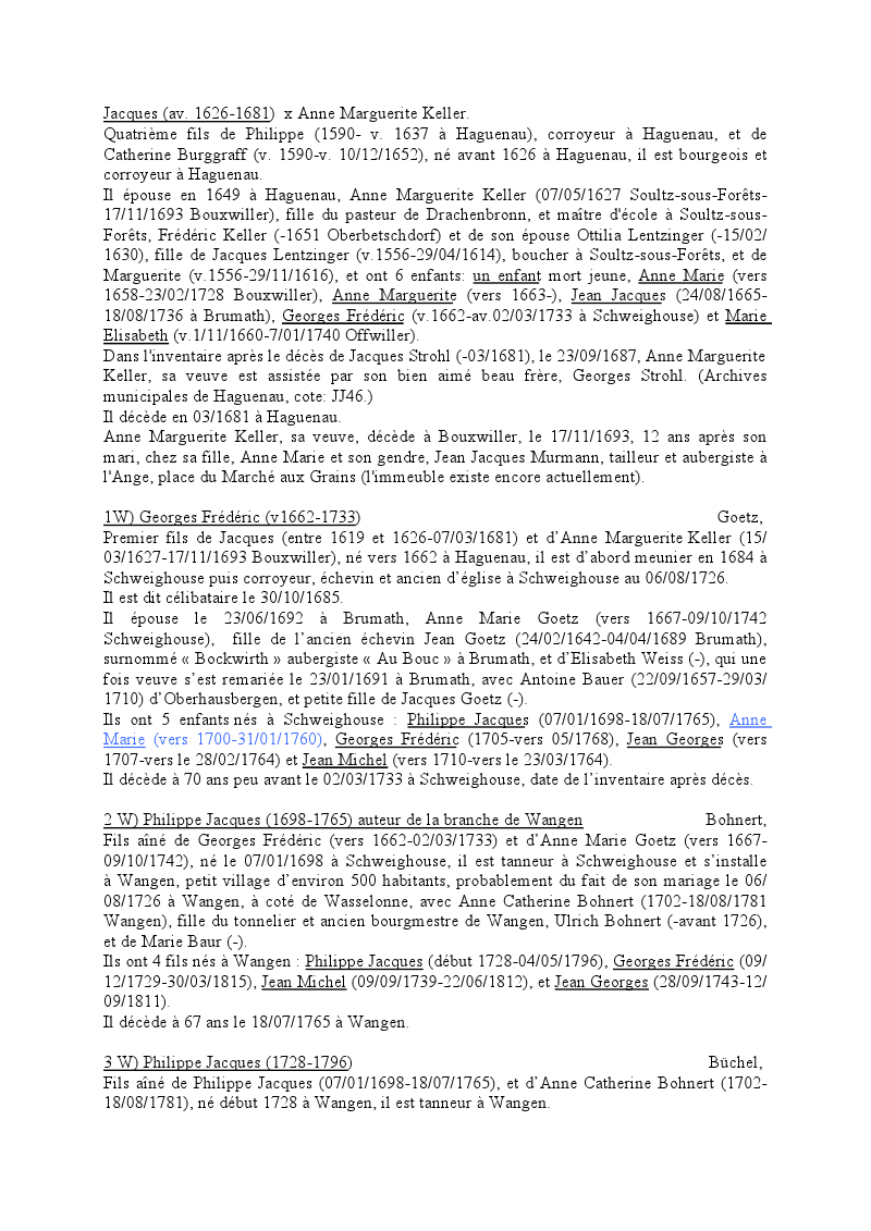 Généalogie des Strohl de Wangen 310