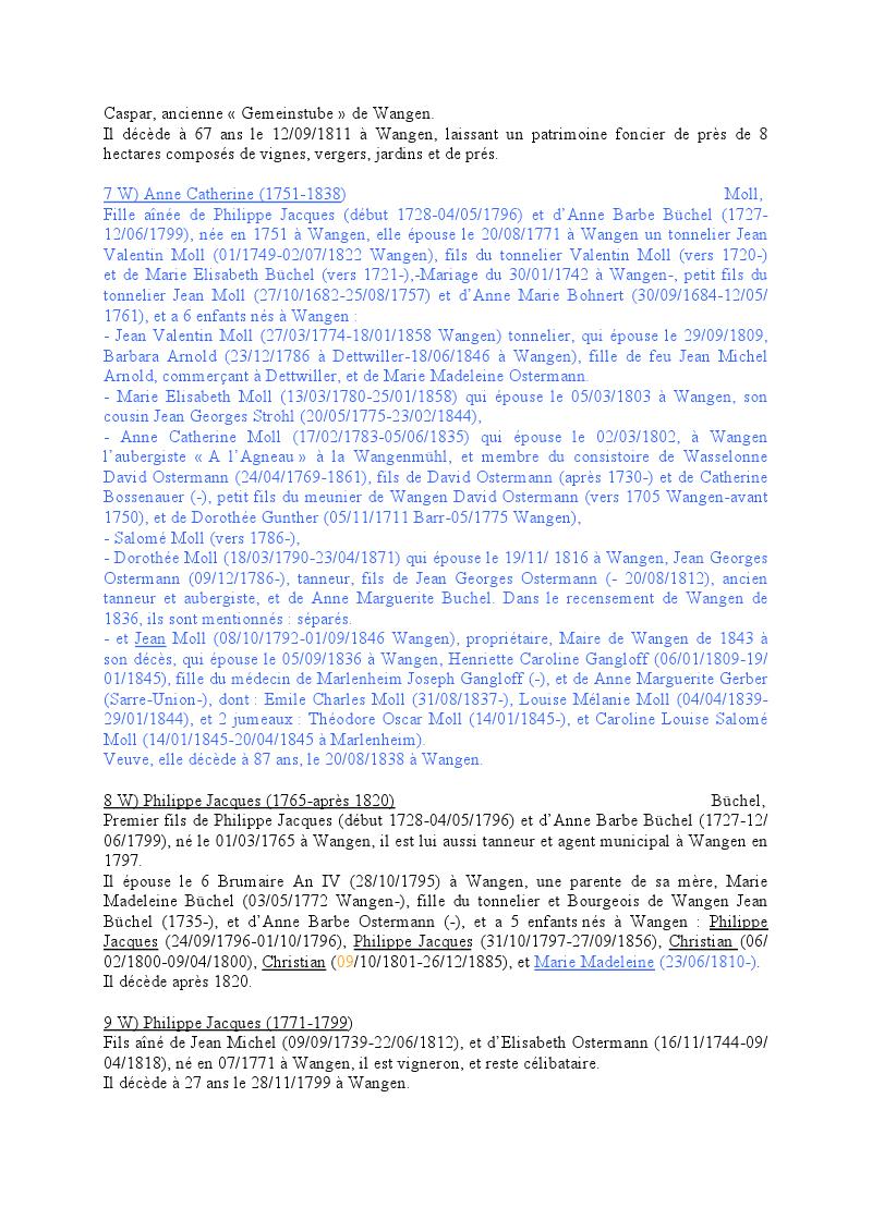 Généalogie des Strohl de Wangen 510