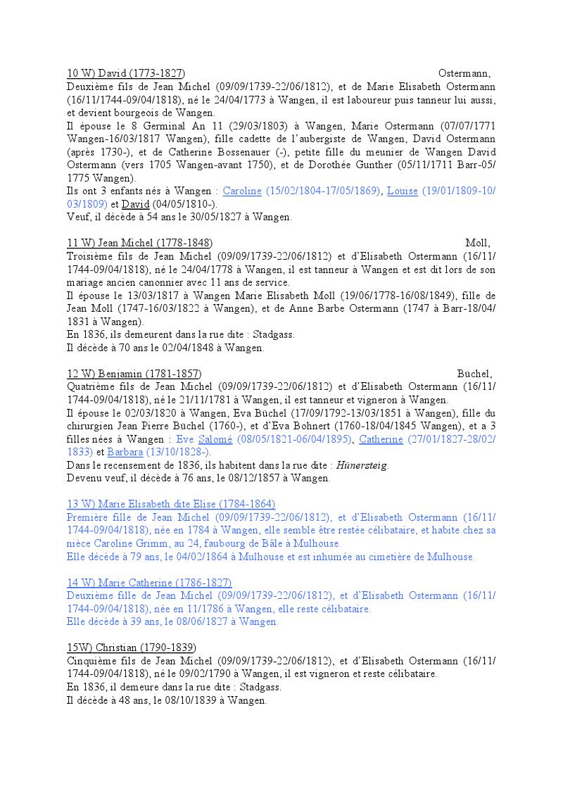 Généalogie des Strohl de Wangen 610