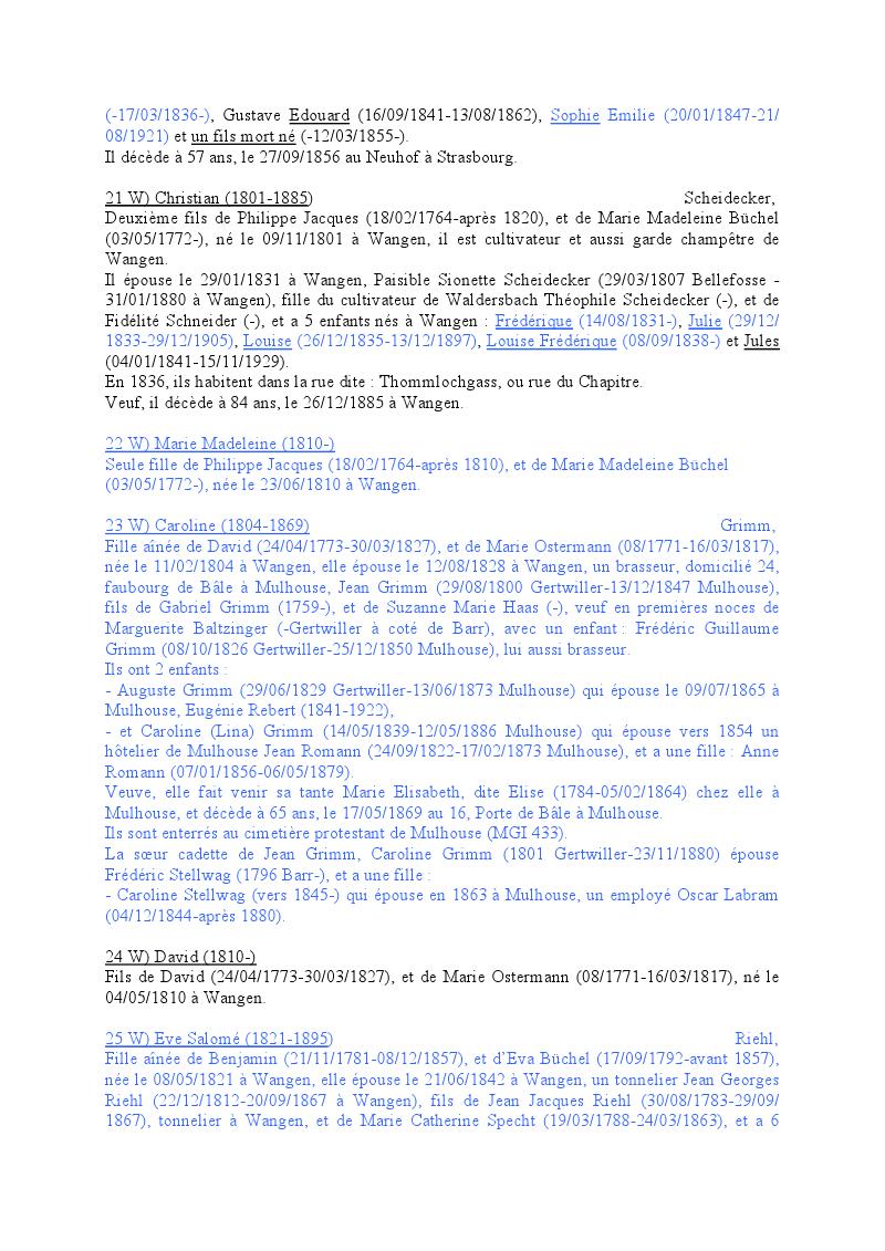 Généalogie des Strohl de Wangen 810