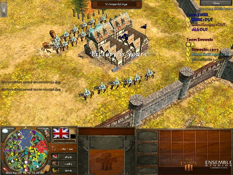 Age of Empires 3 Screenshot Fotolar Screen24