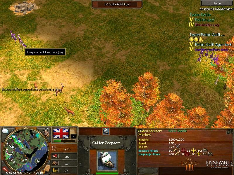 Age of Empires 3 Screenshot Fotolar Screen25