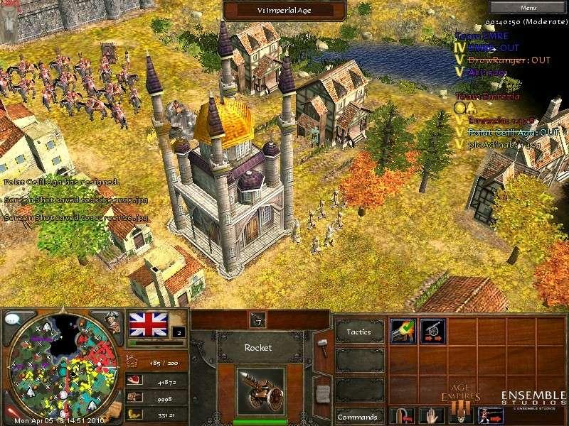 Age of Empires 3 Screenshot Fotolar Screen26