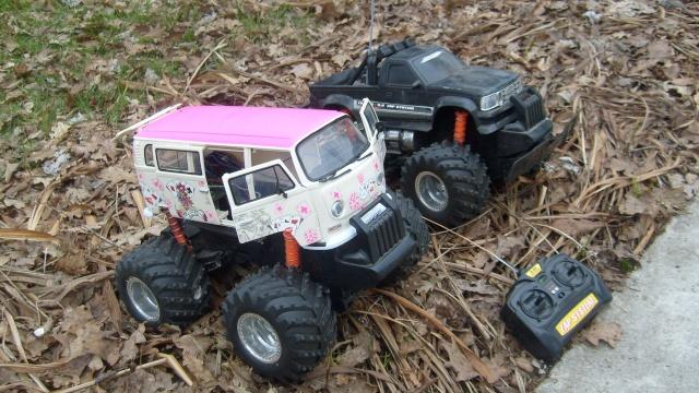 mon Rc trax MiniQlo Vidéo S6304316