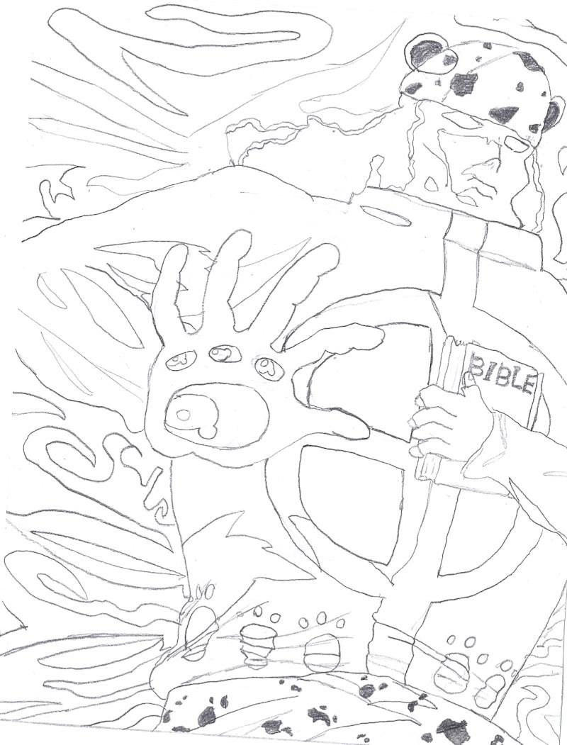Premiere page à colorier Scan_p10