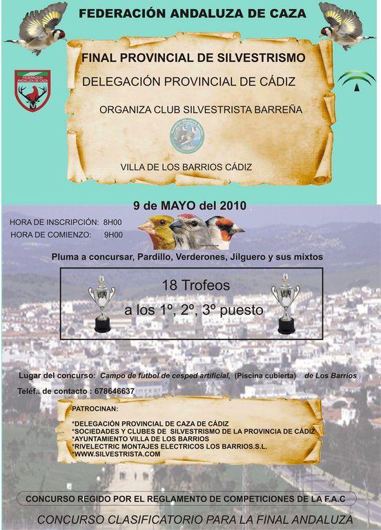 puntuable los barrios--cadiz. 04-05-2010 Cadiz10
