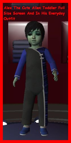 Alex The Cute Alien Toddler! Alex_t15