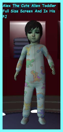 Alex The Cute Alien Toddler! Alex_t16