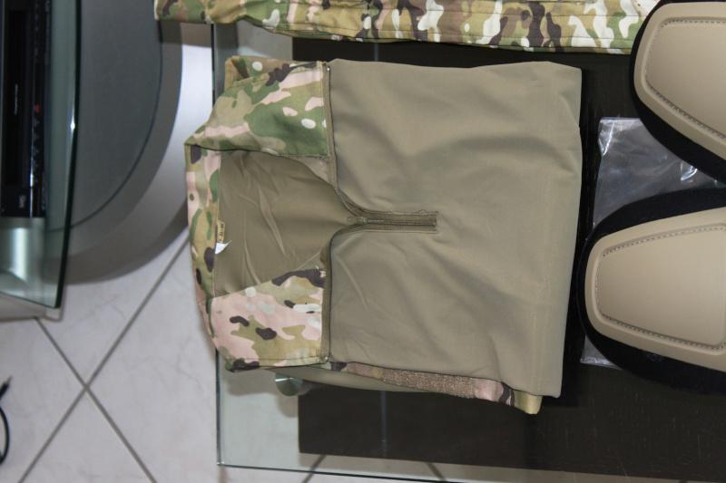 [VDS] Tenue EA Gear Multicam serie Tactical Neuve Taille L Pantalon+Haut+Genouillères/Coudières Img_0211