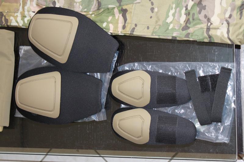 [VDS] Tenue EA Gear Multicam serie Tactical Neuve Taille L Pantalon+Haut+Genouillères/Coudières Img_0212