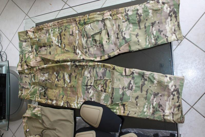 [VDS] Tenue EA Gear Multicam serie Tactical Neuve Taille L Pantalon+Haut+Genouillères/Coudières Img_0213