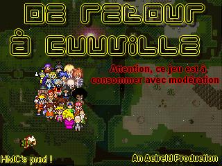 [RPG Maker2003] [Vieux projets] De Retour à Cuuville 1st démo! The_ti10