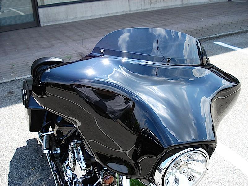 Manu &  Harley Davidson  Street Glide Dsc02213