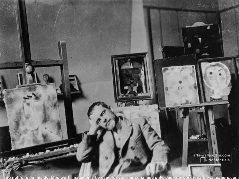 Paul Klee [peintre] Paul_k10