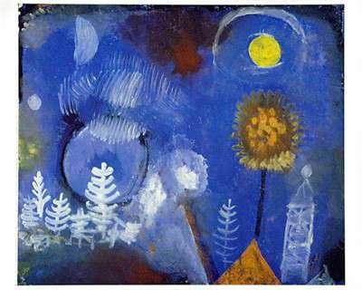 Paul Klee [peintre] Telr2110