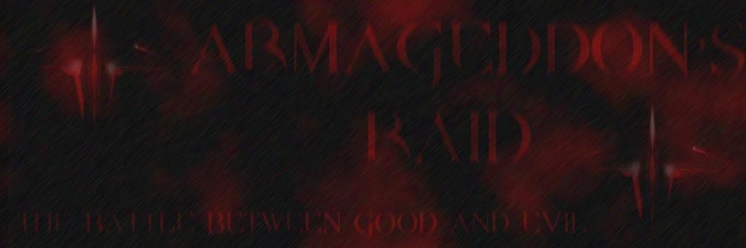 Armageddon's Raid