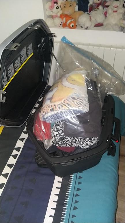Quel kit de valises pour Tracer? 315
