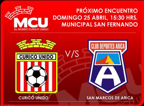 PREVIA CURICO UNIDO V/S SAN MARCOS DE ARICA 01_ula10