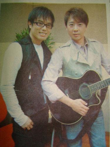 台灣時報-台語歌壇少見的男子團體 辦桌二人組靠夜市打響知名度 212