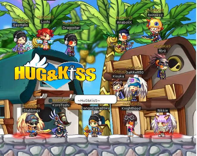 Guild Pic~ Kiss12