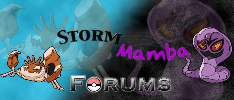 StormMamba Forums