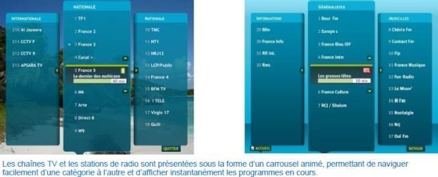 Conférence de Presse : Ideo 24/24 et Interface TV Interf11
