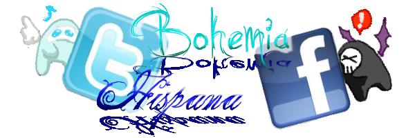 Bohemia Hispana en Facebook y Twitter Fbandt10
