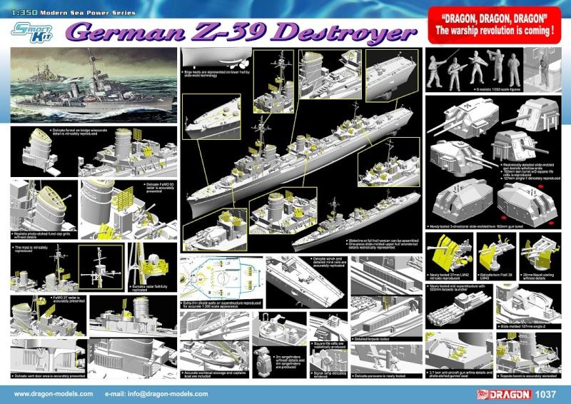 Z.39 DRAGON 1/350 1037po10