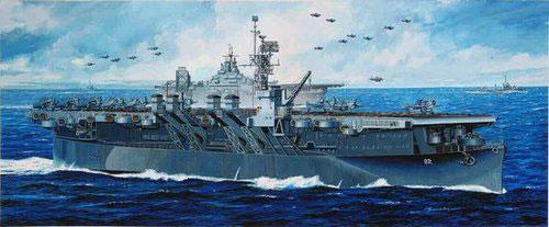 DRAGON CVL-22 USS Independence au 1/350ème Dragon10