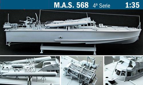ITALERI 1/35 MAS 568 Italer10