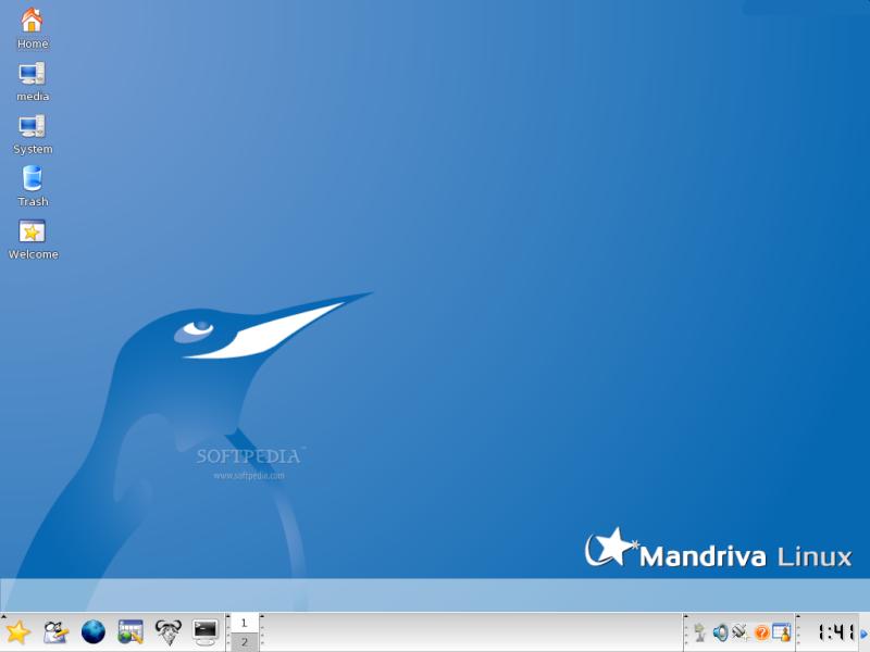 Linux - Versión 2.1 (1 link) Mandri10