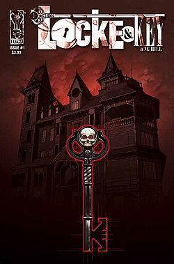 Locke & Key [Joe Hill, Gabriel Rodriguez] Locke_10