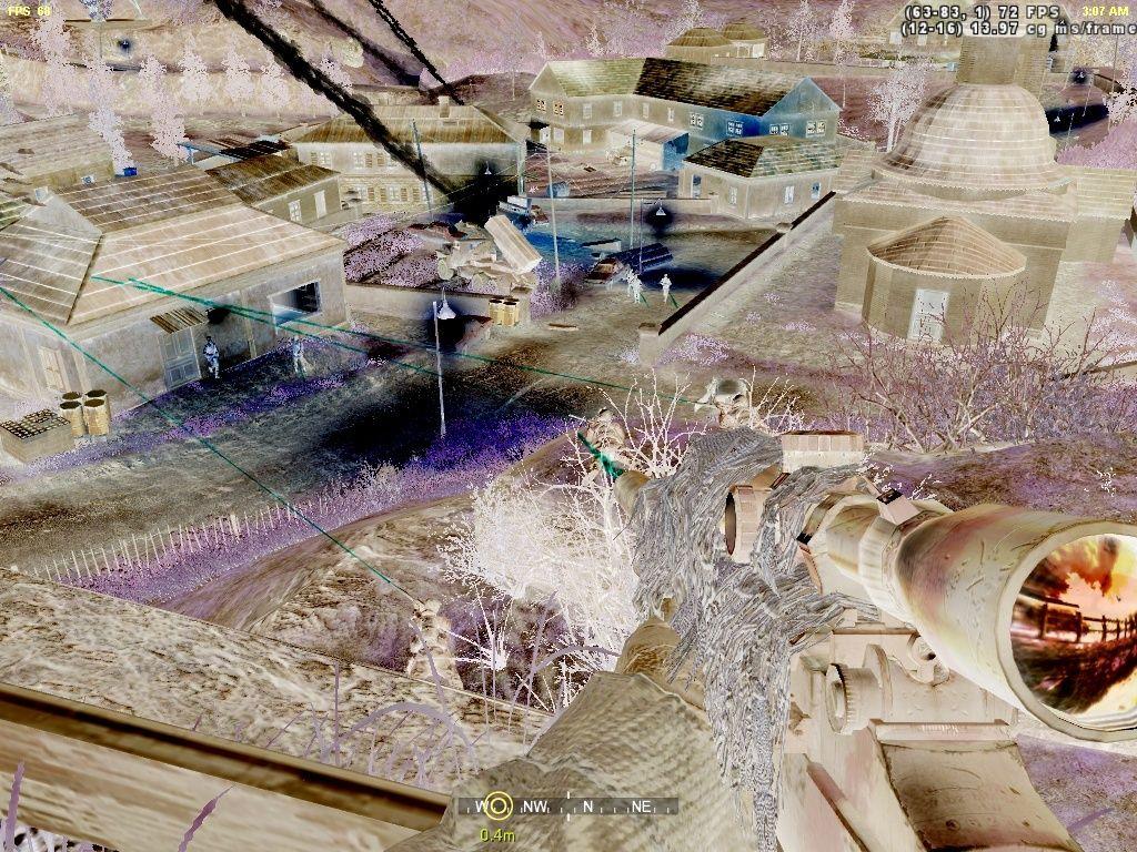 New 3D Screenshot Gallery Cod4sp13