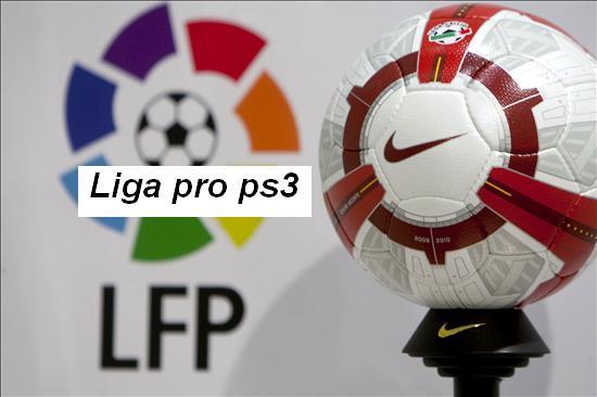 LIGA PRO PS3