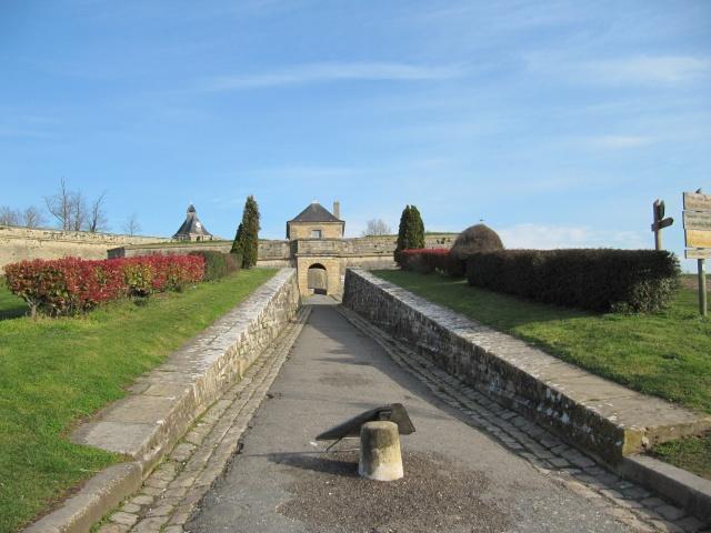Dossier  Vauban  :  La citadelle de Blaye  33 Img_0215