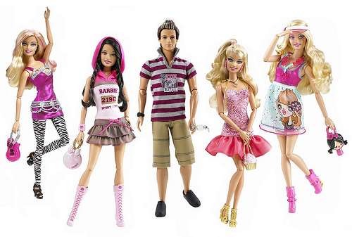 Barbie Fashionistas, nouvelle vague Fashio10
