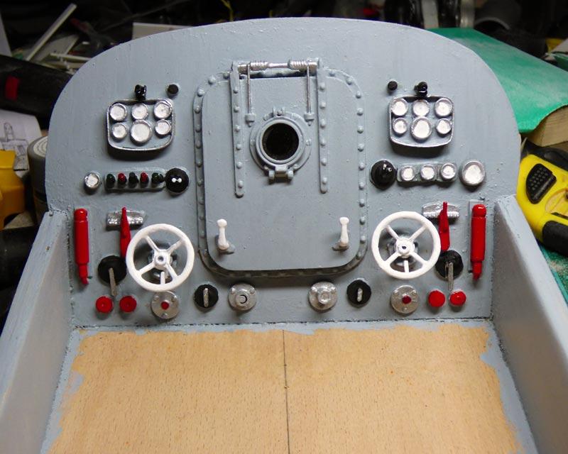 41ft Watson conversion Glenco34