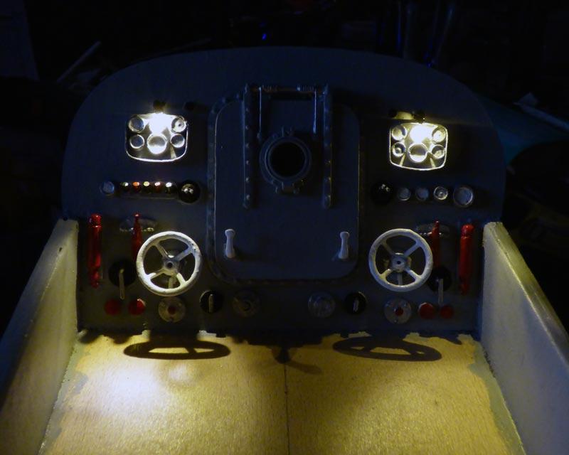 41ft Watson conversion Glenco35