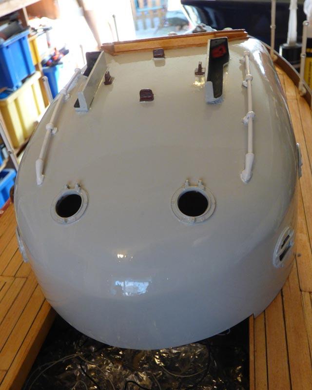41ft Watson conversion Glenco39