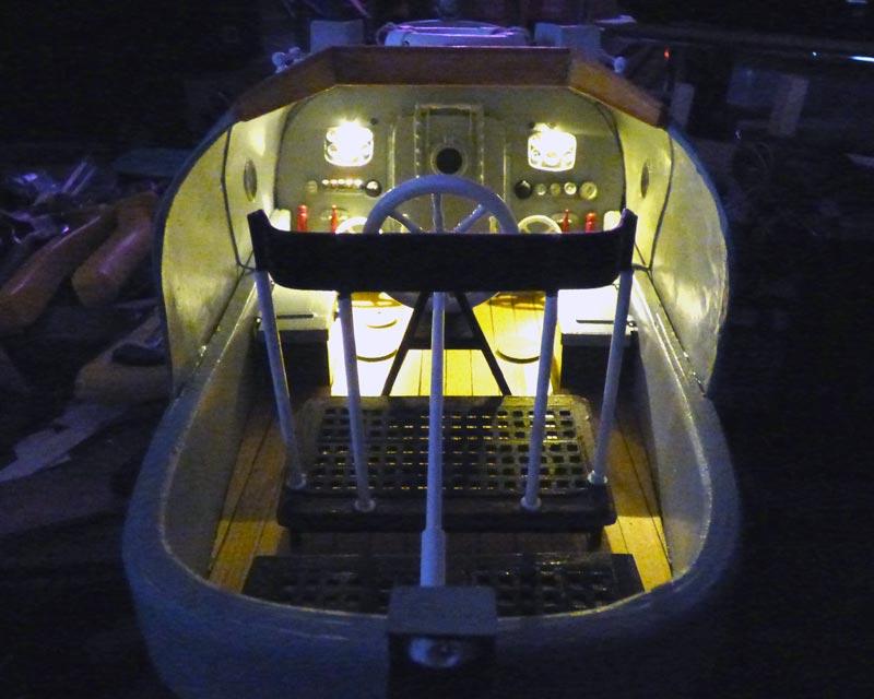 41ft Watson conversion Glenco49