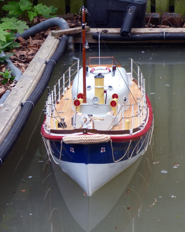 41ft Watson conversion Glenco68